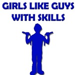 Napoleon - Girls Like Guys With Skills