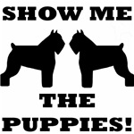Show Me The Puppies!