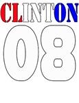 Hillary Clinton 08 Jersey