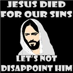 Jesus Died For Our Sins