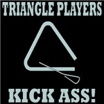 Triangle Players Kick Ass