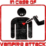 In Case Of Vampire Attack