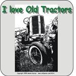 I Love old Farmall tractors