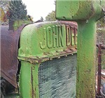 John Deere A model