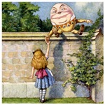 Alice Meets Humpty Dumpty SQ