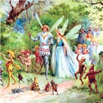 THE MARRIAGE OF THUMBELINA
