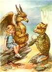 ALICE, GRIFFIN & THE MOCK TURTLE