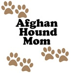 Afghan Hound Mom