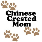 Chinese Crested Mom