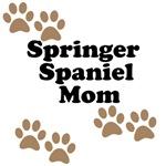 Springer Spaniel Mom