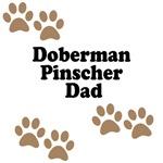 Doberman Pinscher Dad