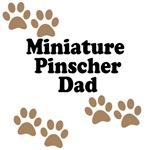 Miniature Pinscher Dad
