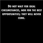 Ideal Circumstances