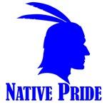 Native Pride Blue