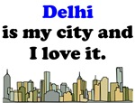 Delhi Is My City And I Love It