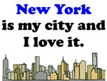 New York Is My City And I Love It
