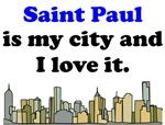 Saint Paul Is My City And I Love It