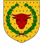Arms of the Shire of Iron Ox