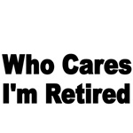Who Cares ? I'm retired.