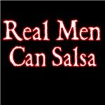 REAL MEN CAN SALSA