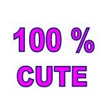 100% CUTE