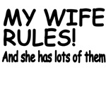 My Wife Rules! And She Has Lots Of Them.