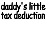 Daddy's Little Tax Decuction.