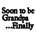 Soon To Be Grandpa...Finally