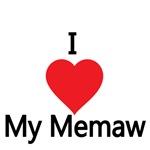 I Love My Memaw