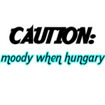 Caution: Moody when Hungary