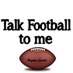 Talk Football to Me