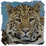Mosaic Tile Animals