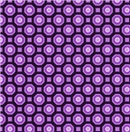 Purple Octagon Pattern