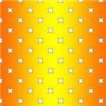 Gradient Yellow Squares Pattern