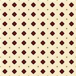 Burgundy Diamond Pattern