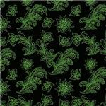 Green Leafy Flourish