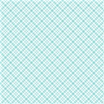 Light Blue Diamond Plaid