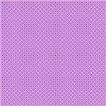 Purple and White Circles Pattern