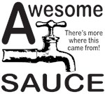 AWESOME SAUCE T-SHIRTS AND GIFTS