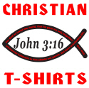 CHRISTIAN T-SHIRTS AND GIFTS
