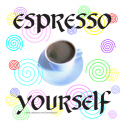 ESPRESSO YOURSELF T-SHIRTS AND GIFTS