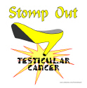 TESTICULAR CANCER AWARENESS T-SHIRTS AND GIFTS
