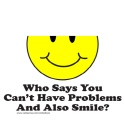 SMILEY FACE T-SHIRTS AND GIFTS