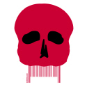 RED SKULL T-SHIRTS AND GIFTS