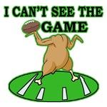 Thanksgiving Football T-shirts