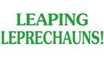 Leaping Leprechauns St. Pat's Humor