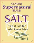 Supernatural Salt