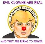 Evil Clown President