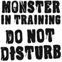 Monster in training