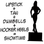 Showtime (Black text)